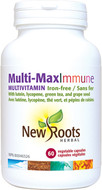 New Roots Multi-Max Immune 60 Veg Capsules