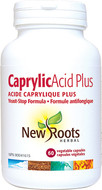 New Roots Caprylic Acid Plus 60 Veg Capsules