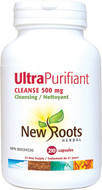 New Roots Ultra Purifiant Cleanse 500 mg 210 Veg Capsules