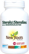 New Roots Sterols & Sterolins With Arabinogalactan 120 Veg Capsules
