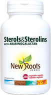 New Roots Sterols & Sterolins With Arabinogalactan 240 Veg Capsules