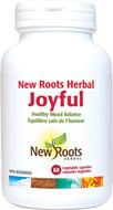 New Roots Joyful 60 Veg Capsules