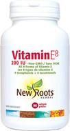 New Roots Vitamin E8 200 IU 90 Softgels