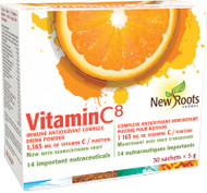 New Roots Vitamin C8 30 X 5 g Sachets