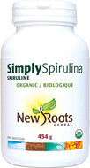 New Roots Simply Spirulina 454 g
