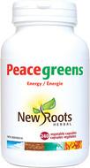 New Roots Peacegreens 240 Veg Capsules