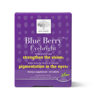 New Nordic Blue Berry Strong 60 Tablets