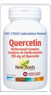 New Roots Quercetin Bioflavonoid Complex 90 Veg Capsules