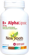 New Roots R+ Alpha Lipoic 150 mg 60 Veg Capsules