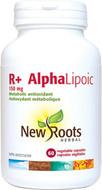 New Roots R+ Alpha Lipoic 150 mg 60 Veg Capsules