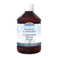 Biofloral Colloidal Silver 20 ppm 500 ml