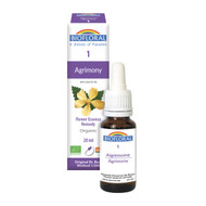 Biofloral No. 1 Agrimony Organic Flower Essence Remedy 20 ml