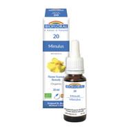 Biofloral No. 20 Mimulus Organic Flower Essence Remedy 20 ml