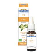 Biofloral No. 23 Olive Organic Flower Essence Remedy 20 ml