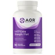AOR 5-HTP Extra Strength 100 mg 60 Veg Capsules