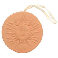 Aura Cacia Terra Cotta Diffuser Sun Shape