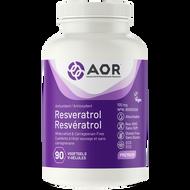 AOR Resveratrol 90 Veg Softsgels