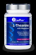 CanPrev L-Theanine 90 Veg Capsules