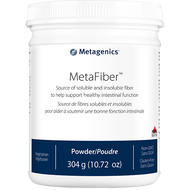 Metagenics MetaFiber 304 grams (10.72 oz)