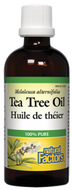 Natural Factors Tea Tree Oil 100 ml