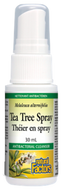 Natural Factors Tea Tree Spray 30 ml