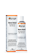 Orange Naturals Warts Relief Cream 50 g