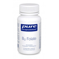 Pure Encapsulations B12 Folate 60 Veg Capsules