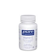 Pure Encapsulations Vitamin E (with mixed tocopherols) 90 Softgels