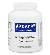 Pure Encapsulations Magnesium Glycinate 180 Capsules