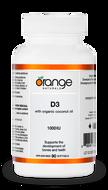 Orange Naturals D3 90 Softgels
