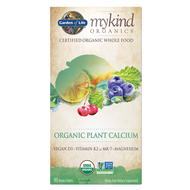 Garden of Life mykind Organics Plant Calcium 90 Vegan Tablets