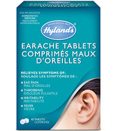 Hylands Earache 40 Tablets