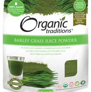 Organic Traditions Barley Grass Juice Powder 150 g