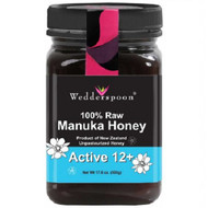 Wedderspoon Raw Manuka Honey KFactor 12 -500 g