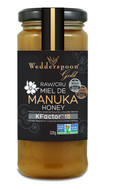 Wedderspoon Raw Manuka Honey KFactor 16 -325 g