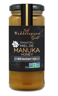 Wedderspoon Raw Manuka Honey KFactor 12 -325 g