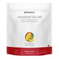 Metagenics UltraInflamX Plus 360 Mango 1320 g