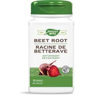 Nature's Way Beet Root 100 Veg Capsules