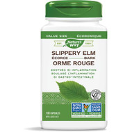 Nature's Way Slippery Elm Bark 180 Veg Capsules