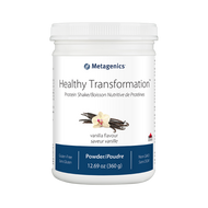 Metagenics Healthy Transformation Shake Vanilla 360 g