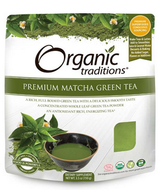Organic Traditions Premium Matcha Tea 100 g