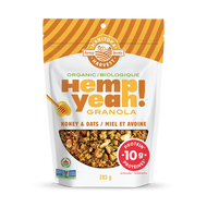 Manitoba Harvest Hemp Yeah Granola Honey & Oats 283 g