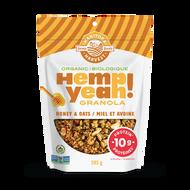 Manitoba Harvest Hemp Yeah Granola Honey & Oats 283 g