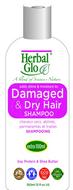 Herbal Glo Dry Damaged Hair Shampoo 350 ml