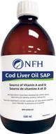 NFH Cod Liver Oil SAP 500 ml