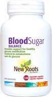 New Roots Blood Sugar Balance 120 Capsules