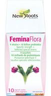 New Roots Femina Flora 10 Billion 10 Vaginal Ovules