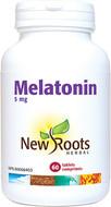 New Roots Melatonin 5 mg 60 Tablets