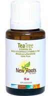 New Roots Tea Tree Essential Oil 15 ml