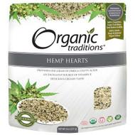 Organic Traditions Hemp Hearts 227 g